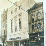 Montgomery Wards Store downtown at 518 Felix in the 20's