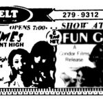 Movie ad from Oct 2,1982, it closed later on in the month for good.