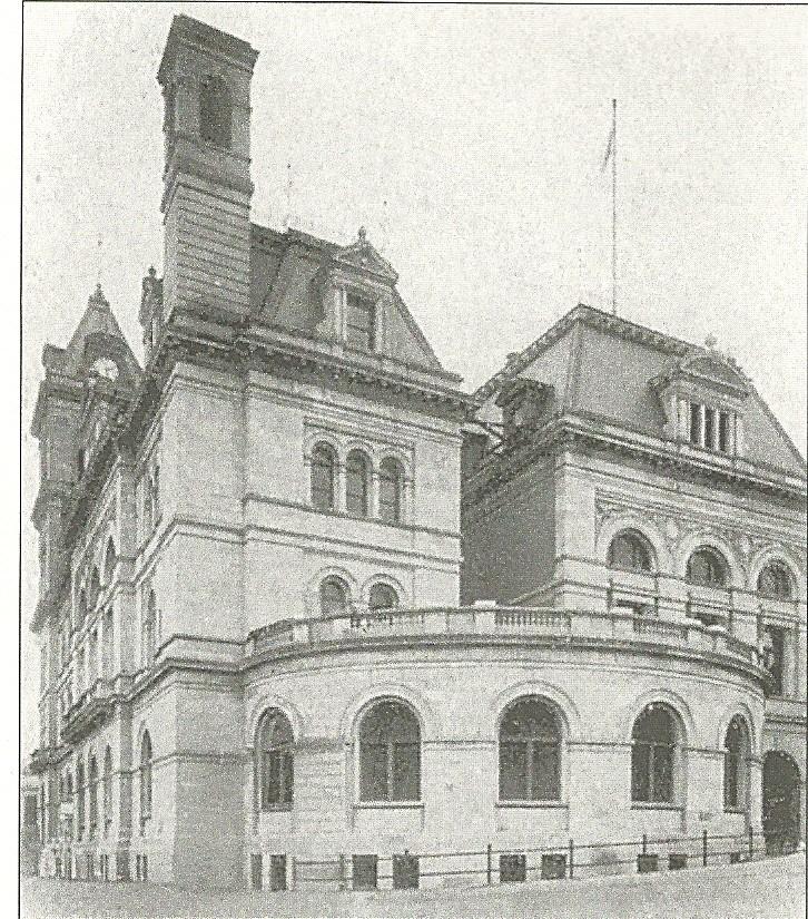 Old Post Office. 8th & Edmond.