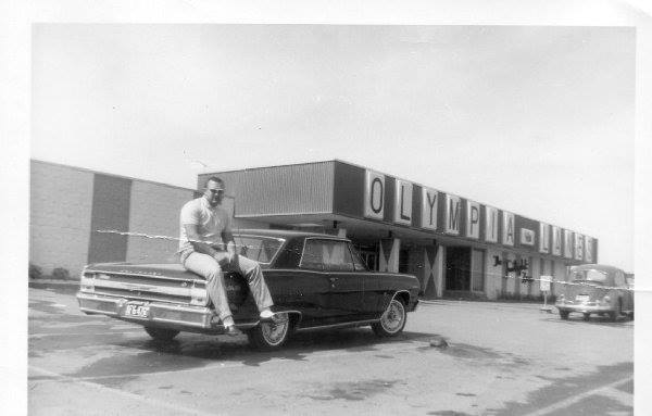 Olympia Lanes 1964 and The Twilight Zone Cocktail Lounge