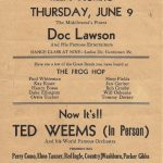 Perry Como sings at The Frog Hop