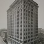 Photo of the Corby Building from the archives. Looking great for over 100 years.