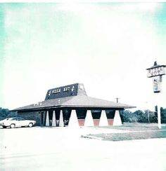 Pizza Hut Belt 1972 St. Joseph Mo