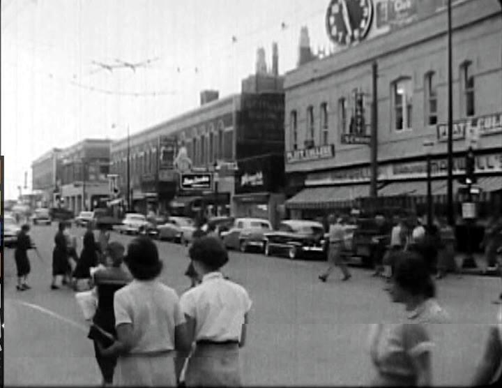 Platt College 1954