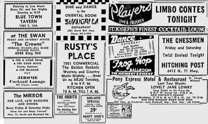 Players Club Ad