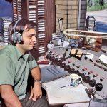 Radio Disc Jockey Greg Everett