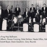 Ray Auburn Big Band At the Frog Hop ballroom