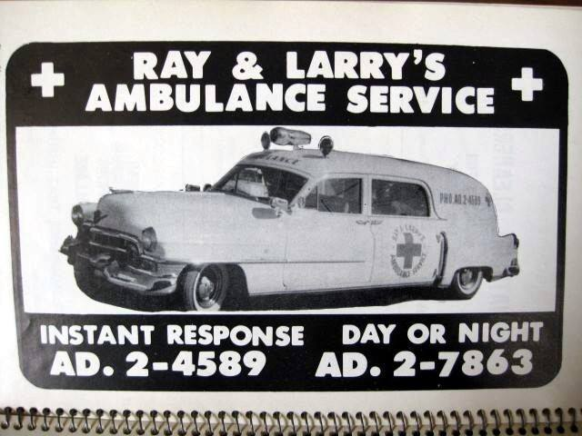 Ray and Larrys