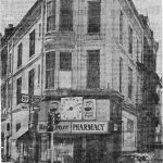Red Cross Pharmacy at 9th & Frederick 1972