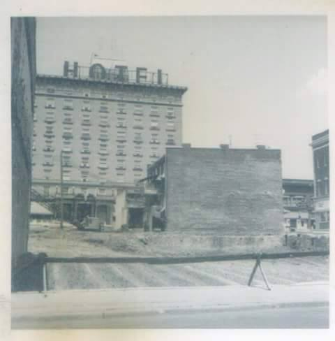 Robidoux Hotel