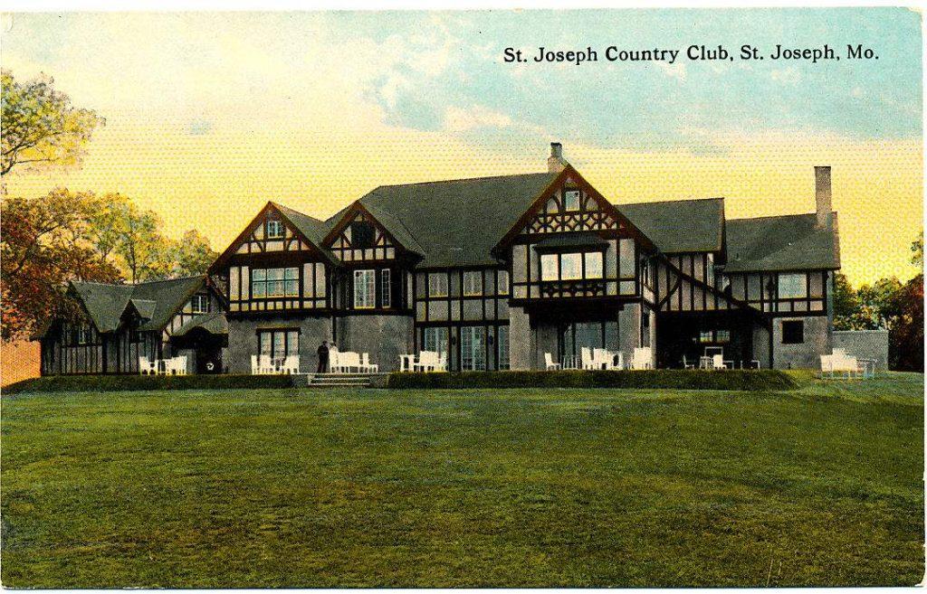 ST. JOSEPH MO – St. Joseph Country Club