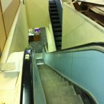 Sears Escalators