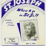 Seeing St. Joe in 1949