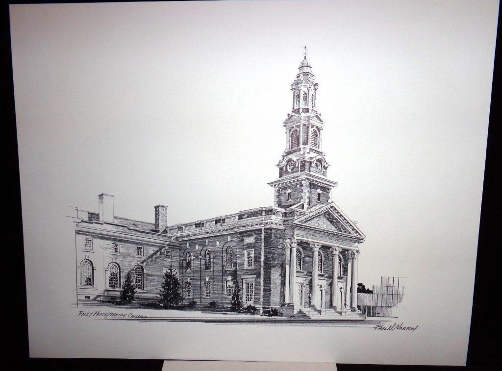 St Joseph MO First Presbyterian Church