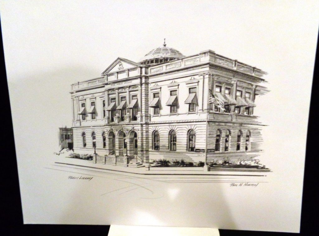 St Joseph MO~Public Library
