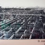 St Joseph Stockyards about 1920