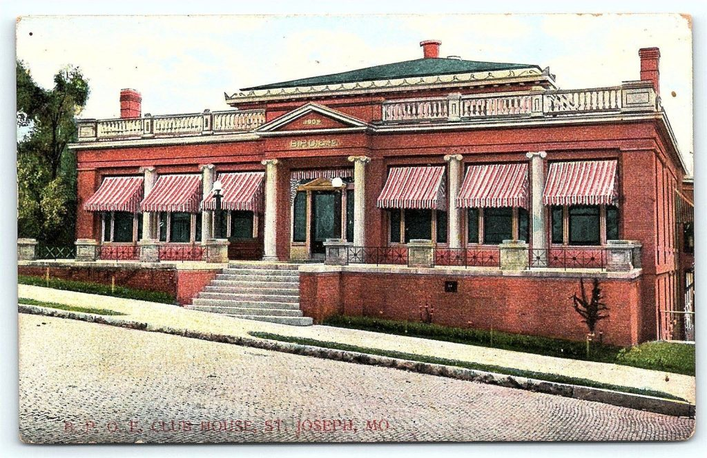 St. Joseph BOPE Elks Lodge Club House
