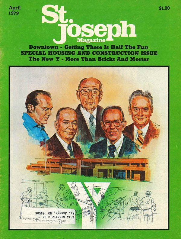St. Joseph Magazine cover from 1979