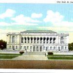 St. Joseph Missouri City Hall building