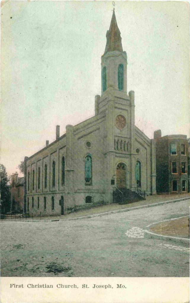 St. Joseph, Missouri – First Christian Church