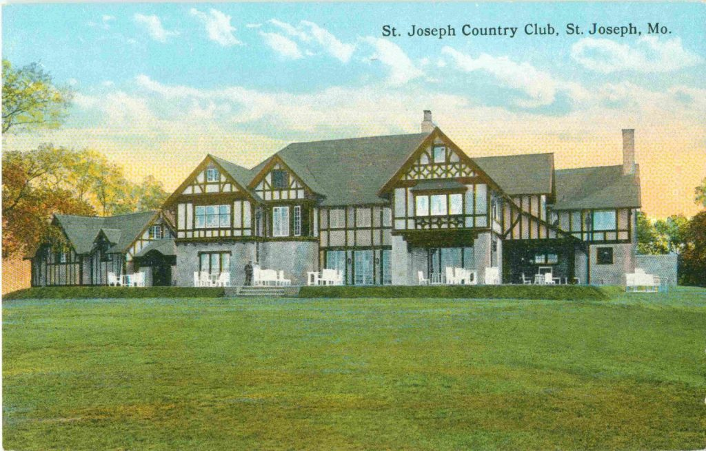 St. Joseph, Missouri – St. Joseph Country Club