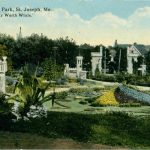 St. Joseph, Missouri – View in Krug Park
