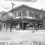 Stafford's at 6th & Messanie 1952