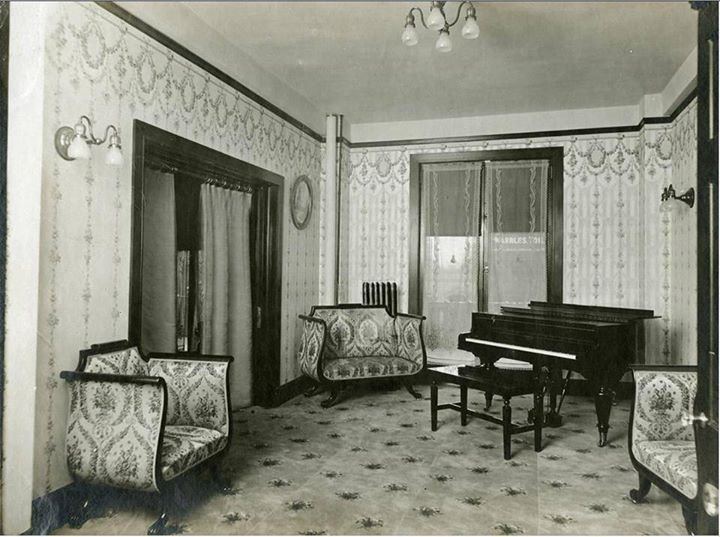 The Presidential Suite at the Hotel Robidoux
