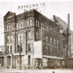 The Royal No. 10 flour mill at 2nd and Edmond manufactured Aunt Jemima pancake mix