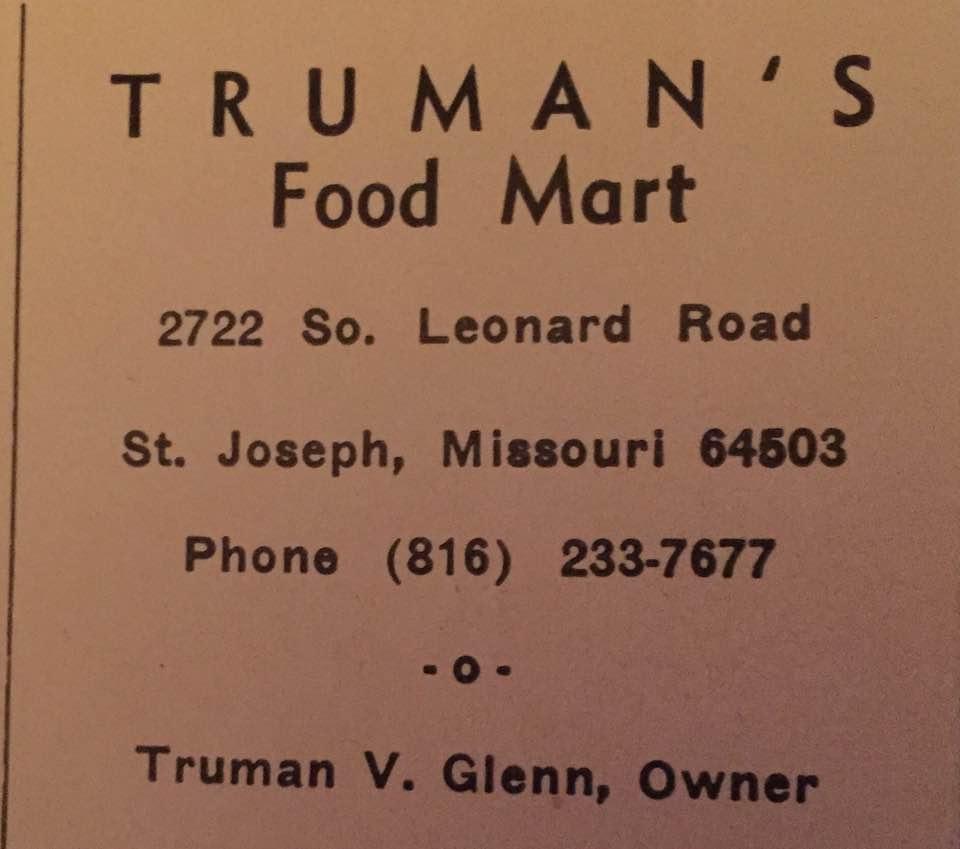 Trumans Food Mart