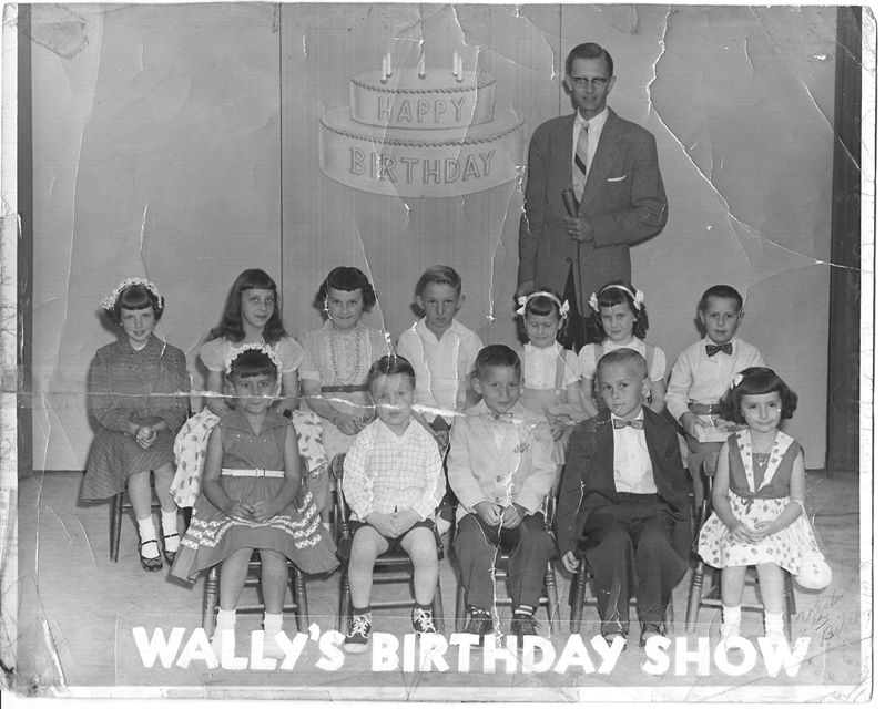 Wally's Birthday Show on KFEQ