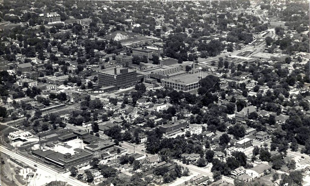 Westab – Mead and surrounding area circa 1945