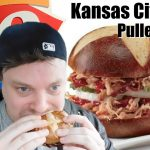 Dairy Queen Kansas City BBQ Pulled Pork Sandwich Review