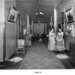 St. Joseph Hospital Women's Ward 1907