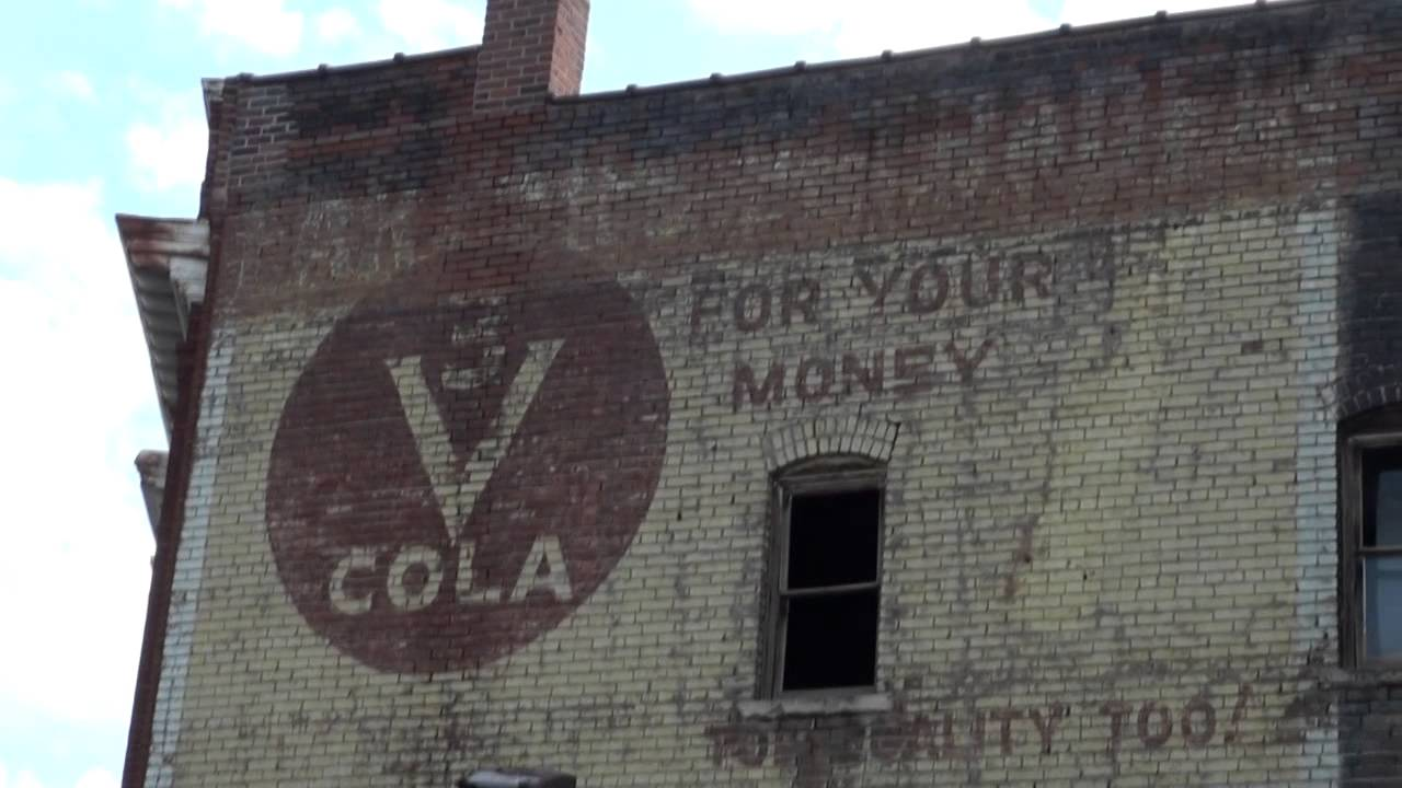 The Ghost Signs of St. Joseph Missouri