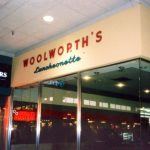 Woolworth's Luncheonette at East Hills Mall