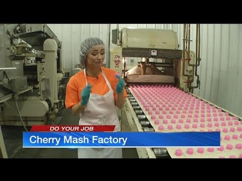 America's Favorite Cherry Candy Bar-Cherry Mash – St Joseph MO