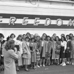Freedom Train – 1947-1949 station stops