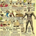 Quit Bullying and Kicking Sand in Our Faces. Charles Atlas Dynamic Tension