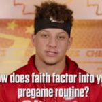 Patrick Mahomes Faith and Family Message from FCA KC Core