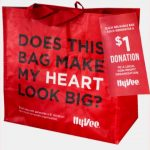 Hy-Vee's Reusable Bag Program selects Performing Arts Association for July