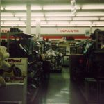 Inside Woolworths at East Hills Mall Circa 1995