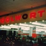 Woolworths at East Hills Mall Circa 1995
