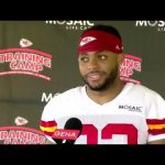 Chiefs safety Juan Thornhill begins camp early, feels like better than ever