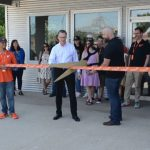 Dispensary holds ribbon cutting